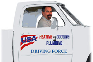 USA Heating, Cooling & Plumbing